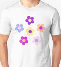 Flower Power Design Unisex T-Shirt