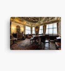Astley Hall-Room1A Canvas Print