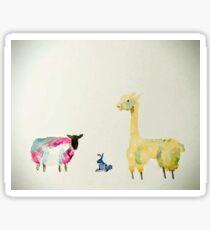 Yarns & Tales Sticker