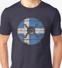 Shetland Viking Shield T-Shirt