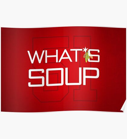 What's Soup Poster