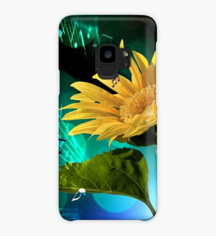 A Garden Symphony Case/Skin for Samsung Galaxy