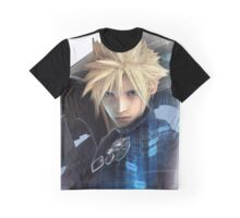 Cloud | Final Fantasy VII Graphic T-Shirt