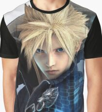 Cloud | Final Fantasy VII Graphic T-Shirt