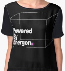 Powered By Energon Chiffon Top