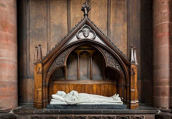 Carlisle Cathedral tomb by jasminewang