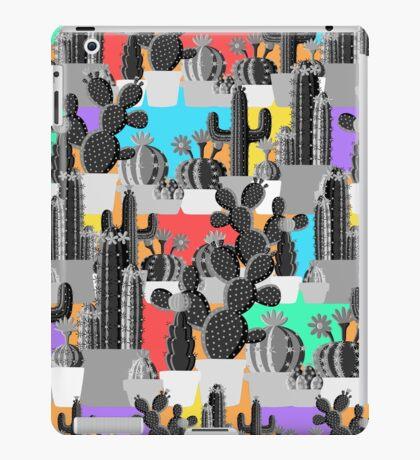 Happy Cactus iPad Case/Skin