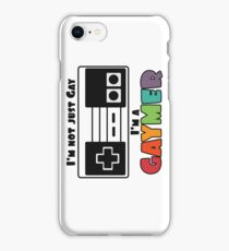 Gaymer iPhone Case/Skin