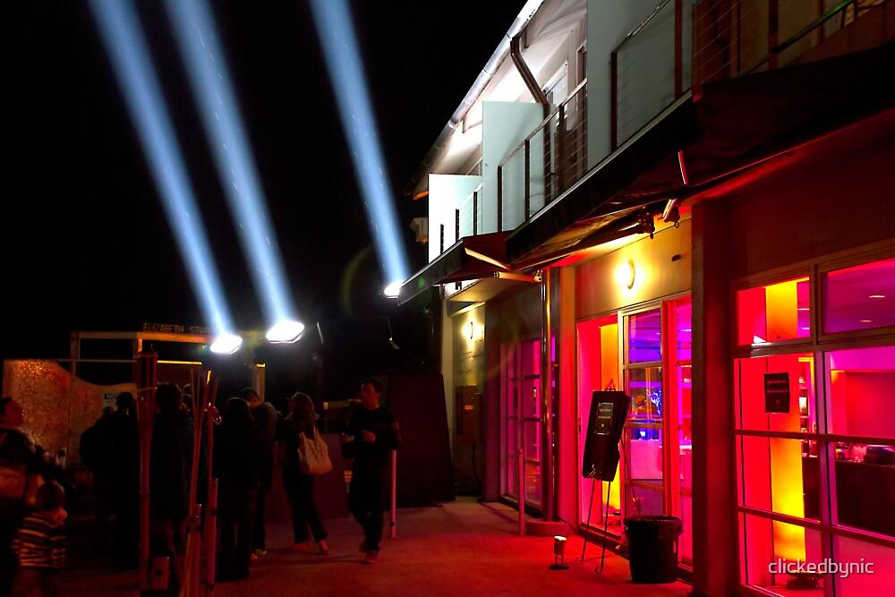 Red Light District - Dark Mofo 2014 by clickedbynic