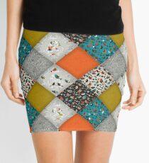 bird love diamonds Mini Skirt