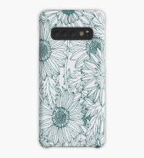 Floral  Case/Skin for Samsung Galaxy