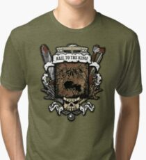 Evil Crest Tri-blend T-Shirt