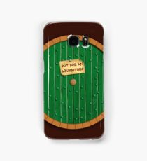 Out for an adventure Samsung Galaxy Case/Skin