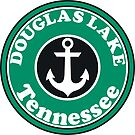 DOUGLAS LAKE TENNESSEE BOATING ANCHOR TENNESSEE VALLEY AUTHORITY TVA BOAT by MyHandmadeSigns