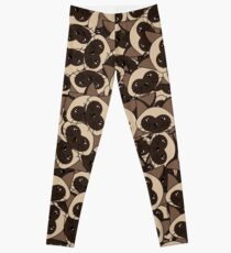 Mini siamese cats Leggings