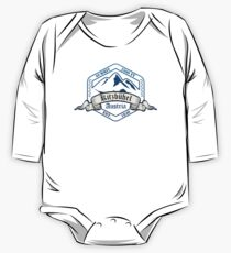 Kitzbuhel Ski Resort Austria One Piece - Long Sleeve