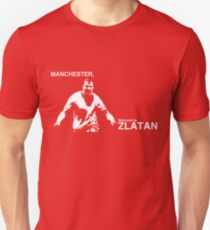 Manchester, Welcome to Zlatan Unisex T-Shirt