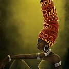 Wrap Queen by Shakira Rivers