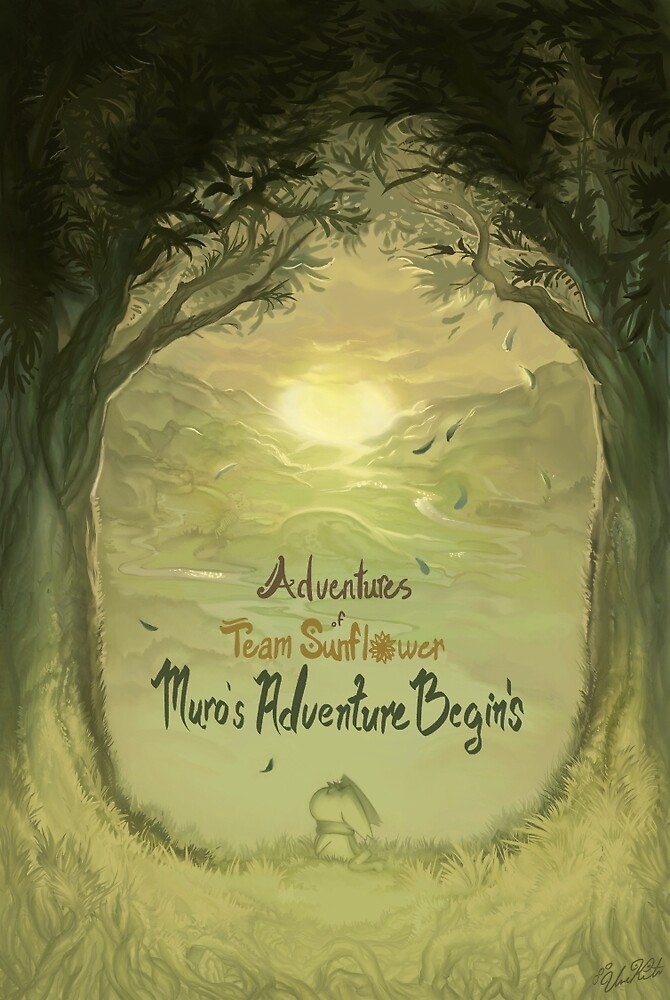 Muro's Adventure Begins Cover by UmiKit