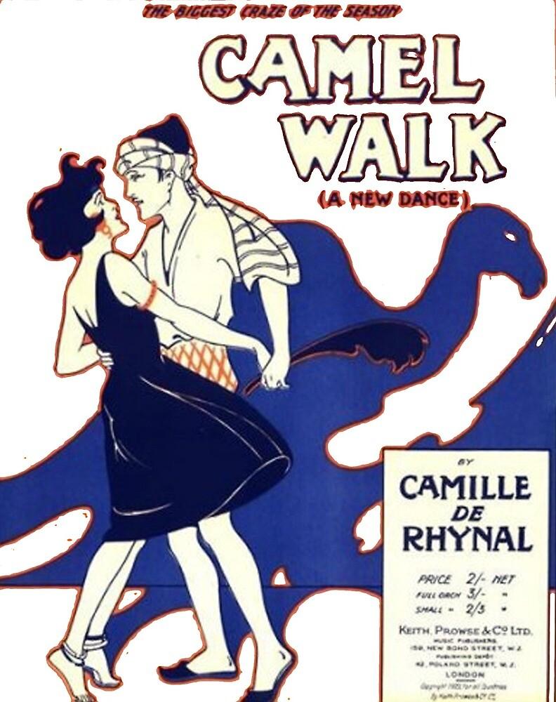 Camel Walk by s00bar00