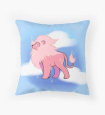 Bigger Lion from Steven Universe Throw Pillow