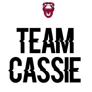 Team Cassie by Tessa-V