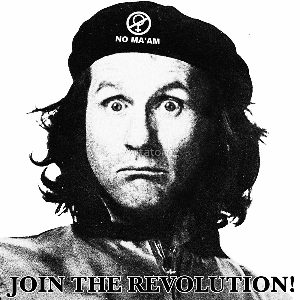 Join The Revolution Part Deux by Antatomic