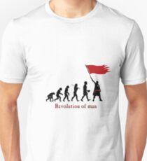 Revolution of Man Unisex T-Shirt