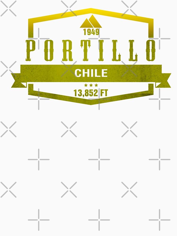 Portillo Ski Resort Chile von CarbonClothing