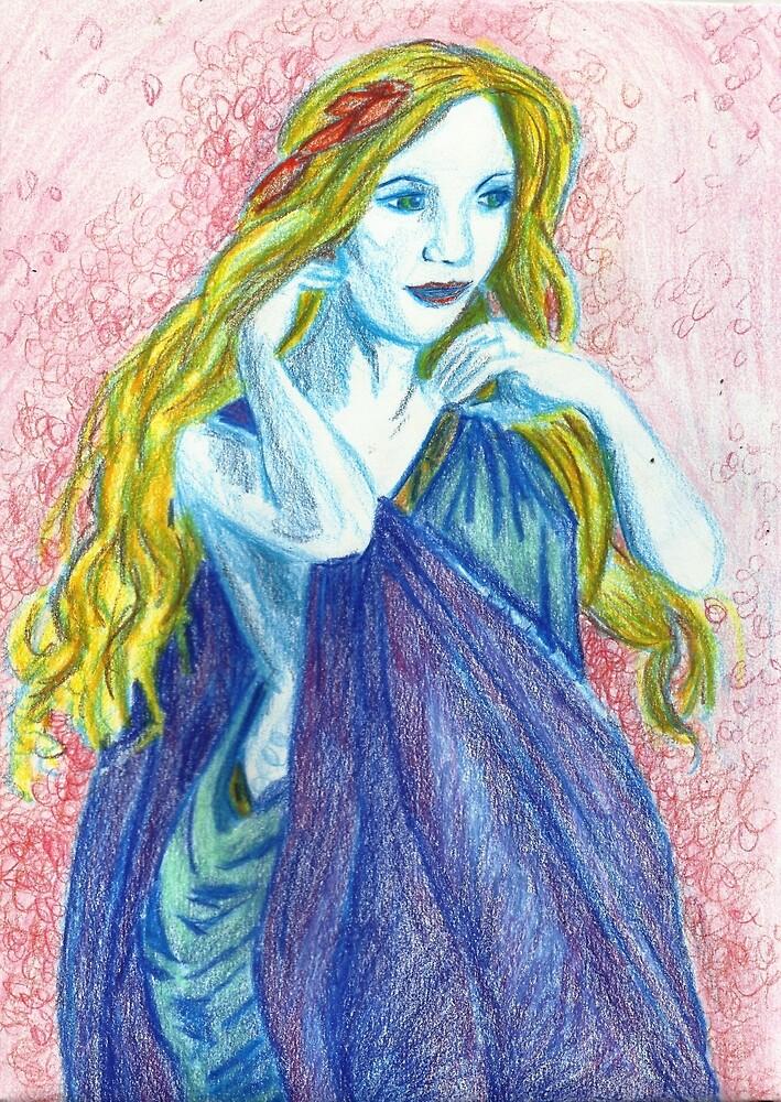 Goddess by Kyleacharisse
