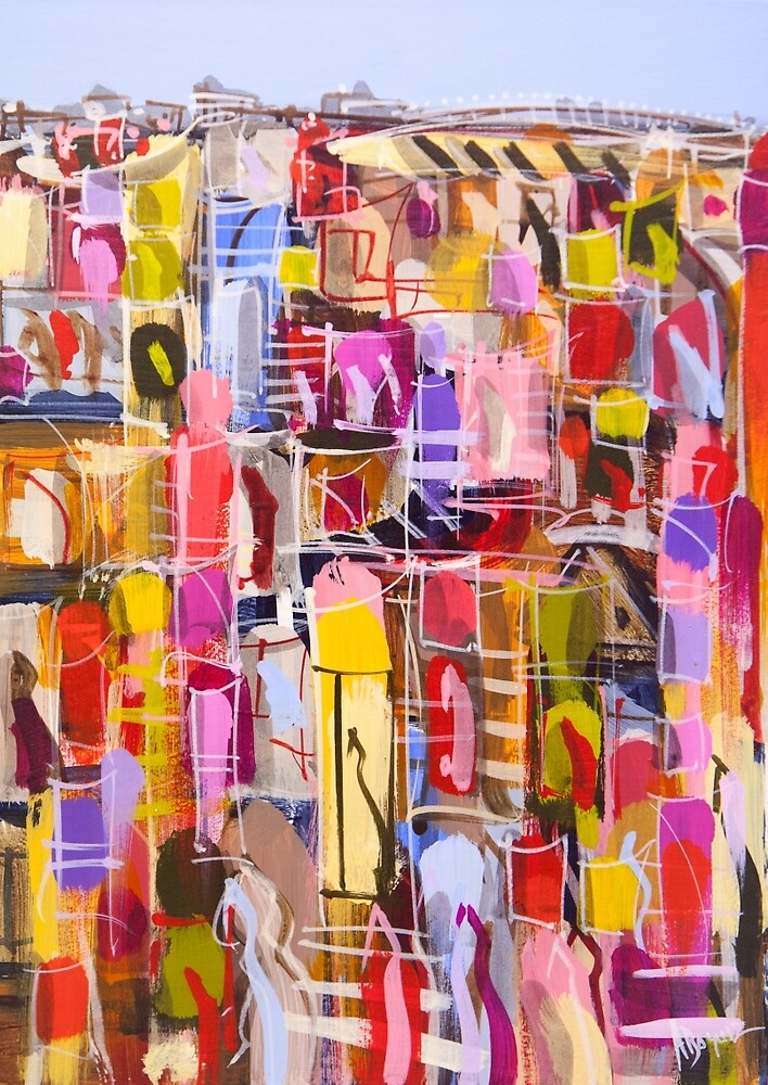 Urban colours by Adam Bogusz