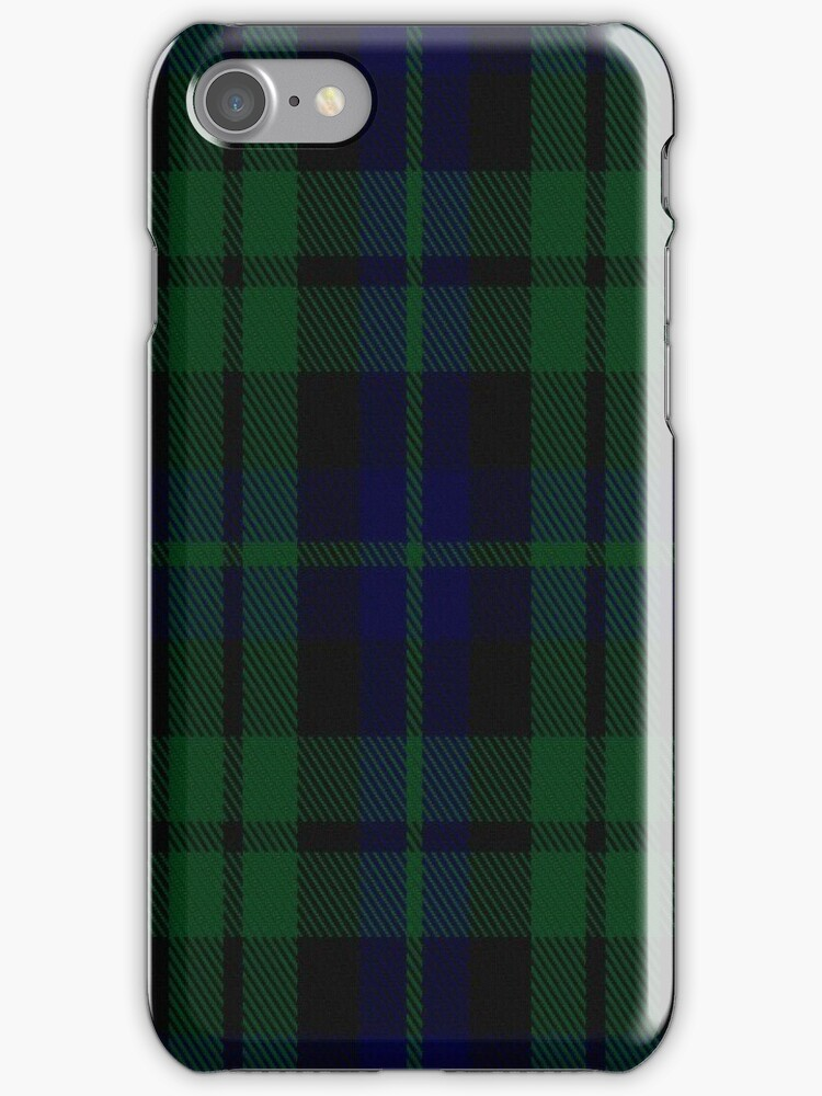 01154 Blue Bayou Fashion Tartan by Detnecs2013