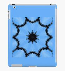 Ornamental metal arch kaleidoscope iPad Case/Skin