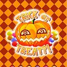 Pumpkin Tipo (w/ BG) by a745