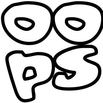 OOPS by tcdotbiz