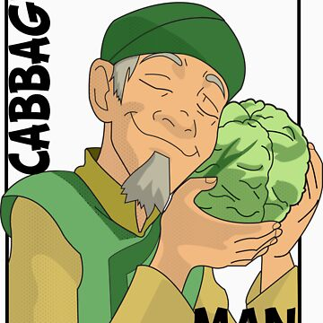 Cabbage Man; The Avatar Series by BrittanyCollins