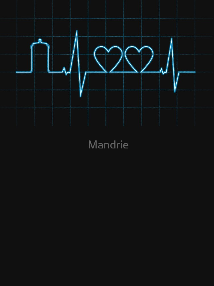 Two Heartbeats by Mandrie