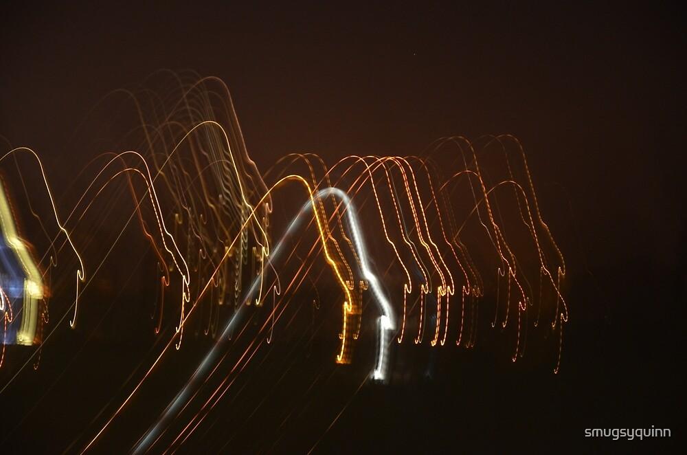 Fire Lights #1 by smugsyquinn
