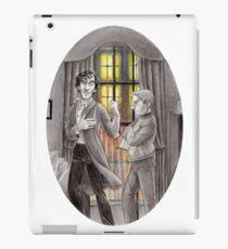 "Life is Infinitely Stranger"" - Sherlock and John - 221B version #  iPad Case/Skin"