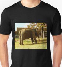 The LATE Great Elephant Unisex T-Shirt