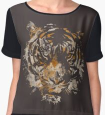 Tigre Chiffon Top