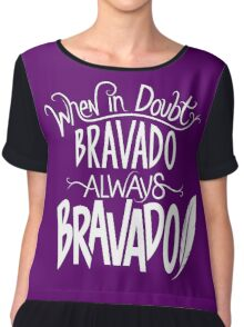 Bravado Women's Chiffon Top
