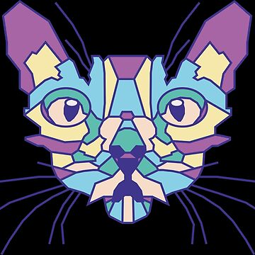 Graphic Cat by graphicface