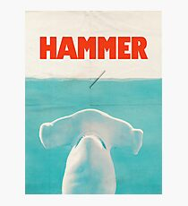 Hammer Photographic Print