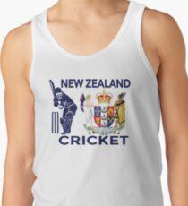 New Zealand Cricket Men's Tank Top