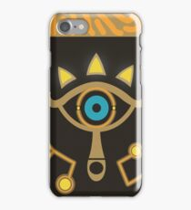 Sheikah Slate Design iPhone Case/Skin