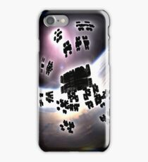 Time Warp - Returning To The Mother Ship iPhone Case/Skin