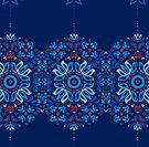 Folk Floral Tale by istaria