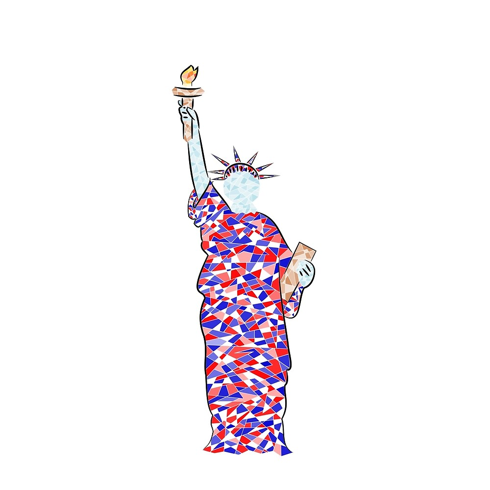 Lady Liberty II by DesireeRobbyn