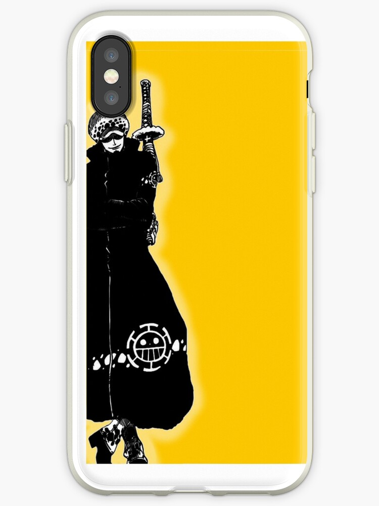 Trafalgar Law Phone case by portgasdmeme